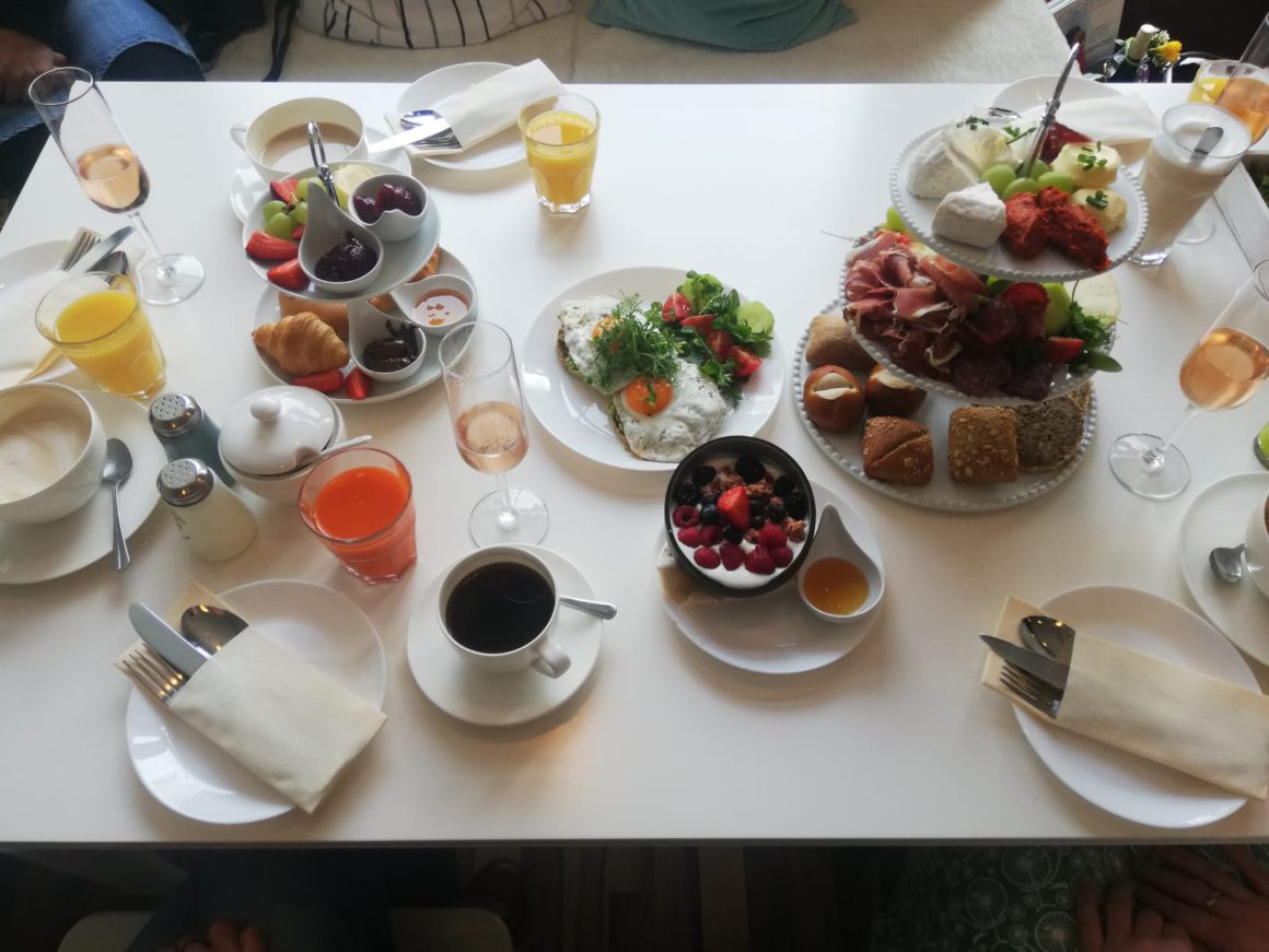 Frühstücks Impressionen