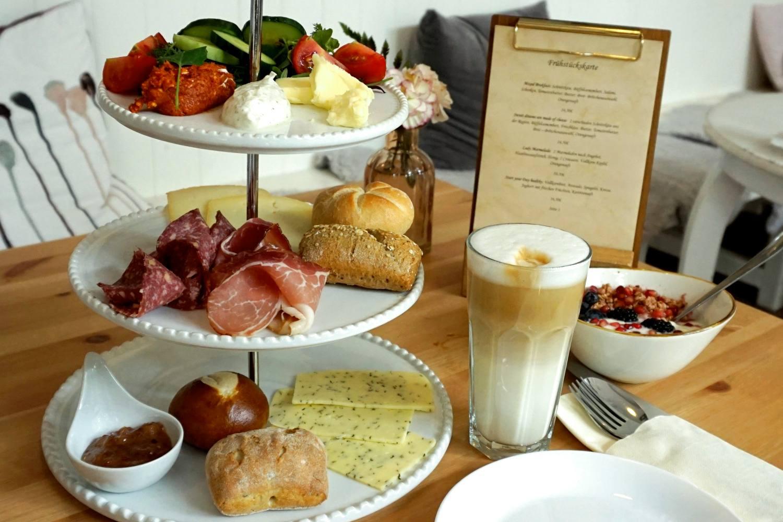 Frühstücken in Dresden