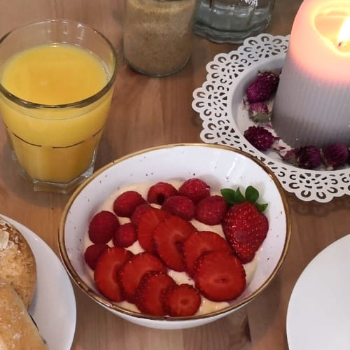 Gesundes Frühstück Dresden Neustadt