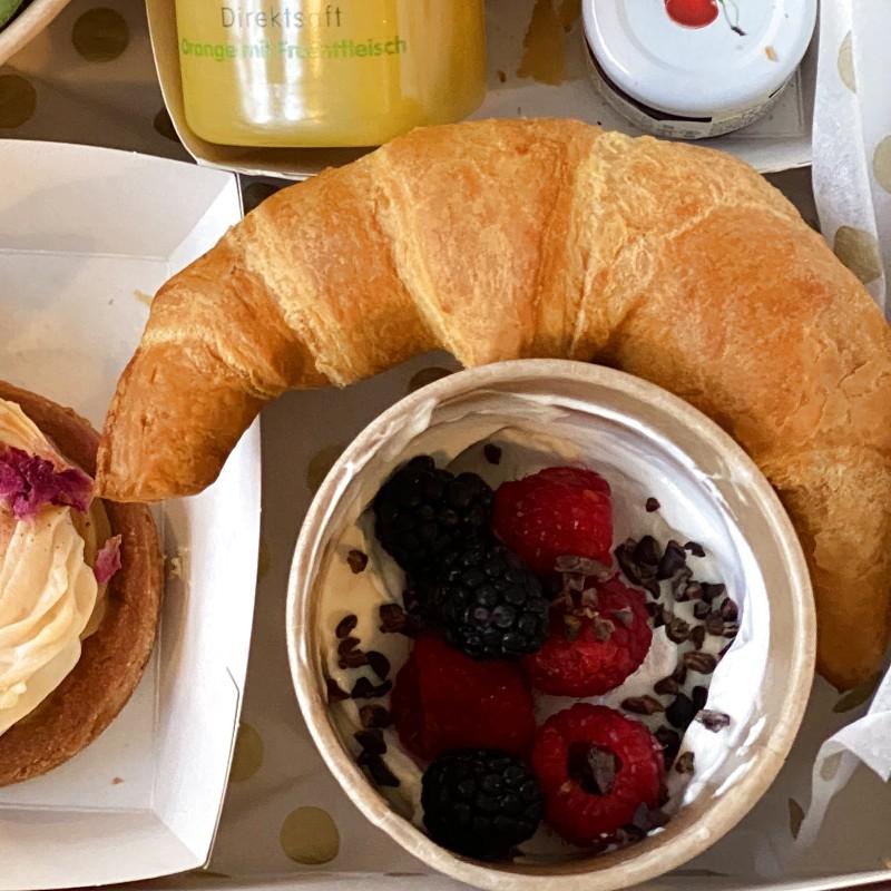 Frühstück nach Hause liefern lassen Dresden